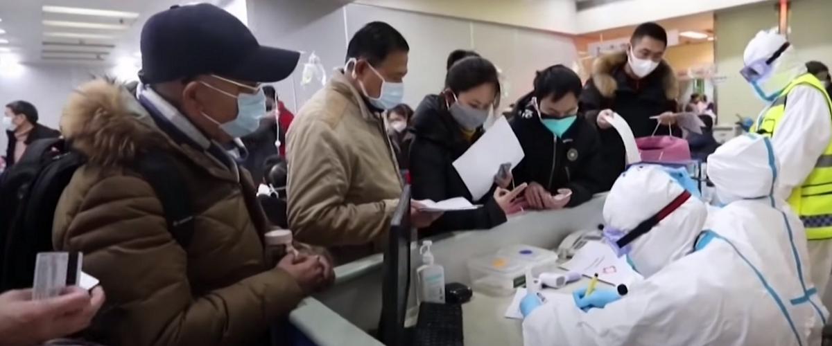 Такого вируса еще не было»: через неделю только в Ухане будет 200 000  больных