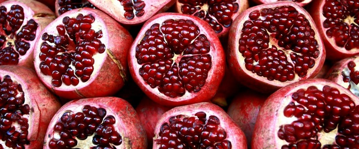 Доказана эффективность антивозрастной молекулы из плодов граната