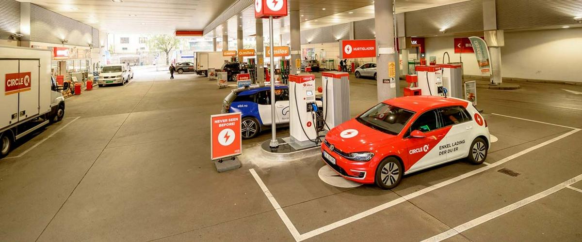 Последний бензиновый автомобиль будет продан в Норвегии в апреле 2022 года