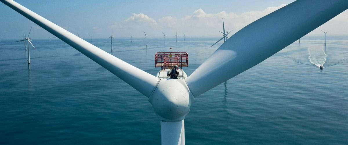 Ветряки Siemens смогут сами превращать энергию ветра в зеленый водород
