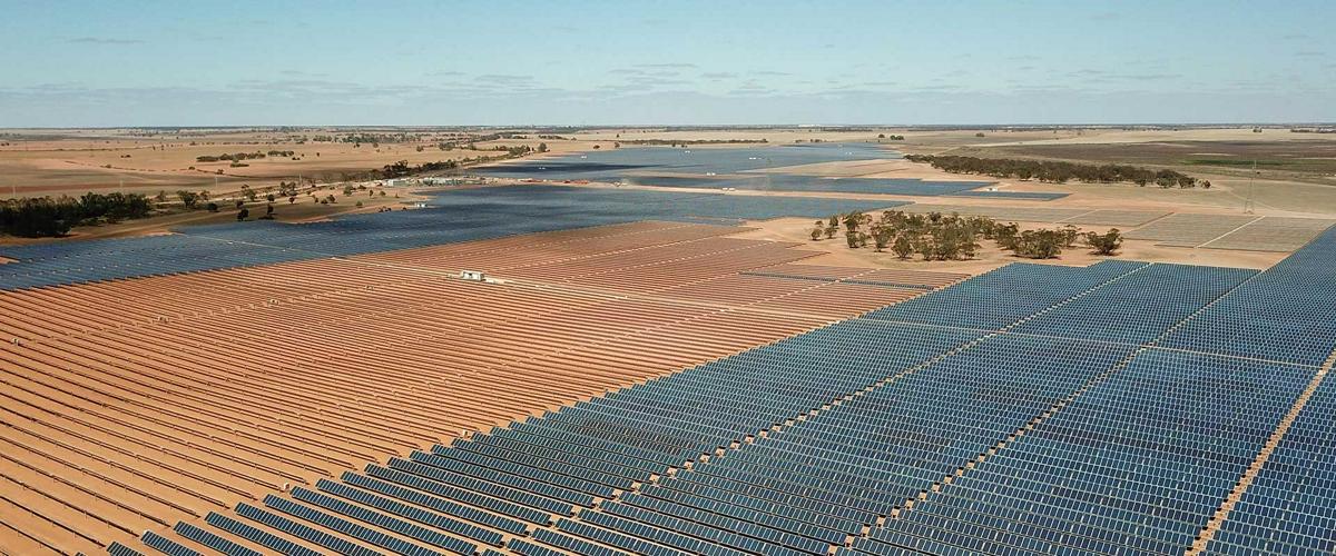 В Австралии построят солнечную ферму мощностью 10 ГВт за $20 млрд
