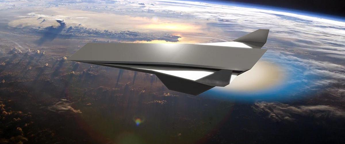 Новый детонационный двигатель может разогнать самолет до 20 000 км/ч