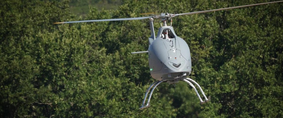 Военный беспилотник Airbus совершил первый автономный полет