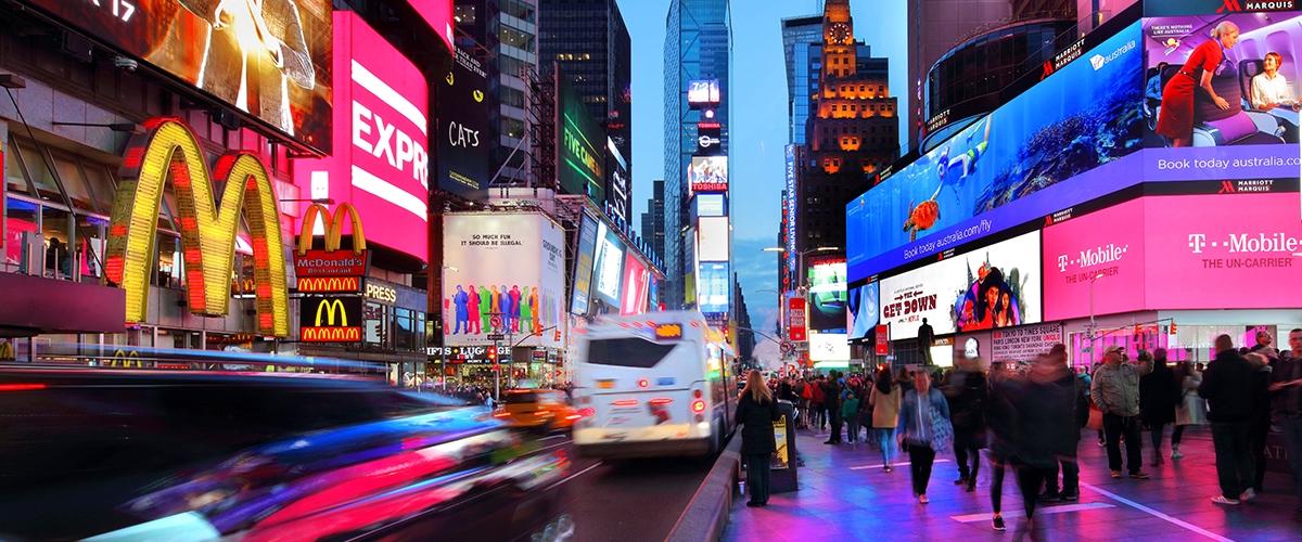 Нью-Йорк собирается полностью перейти на чистую энергию