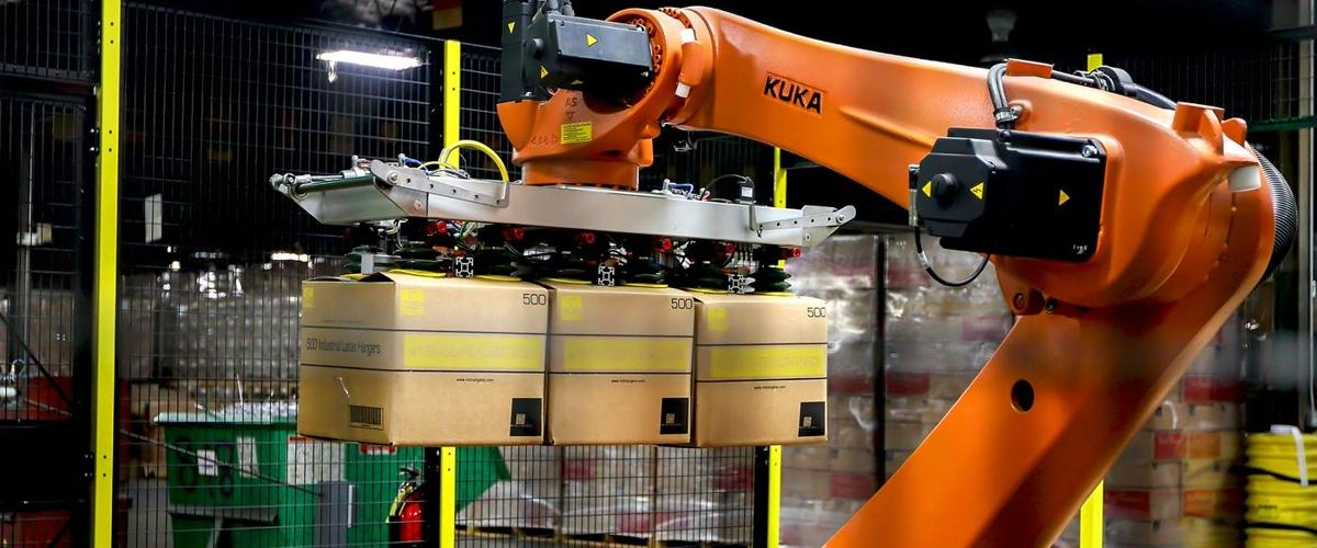 На Урале пройдет первая конференцию по роботизации промышленных предприятий