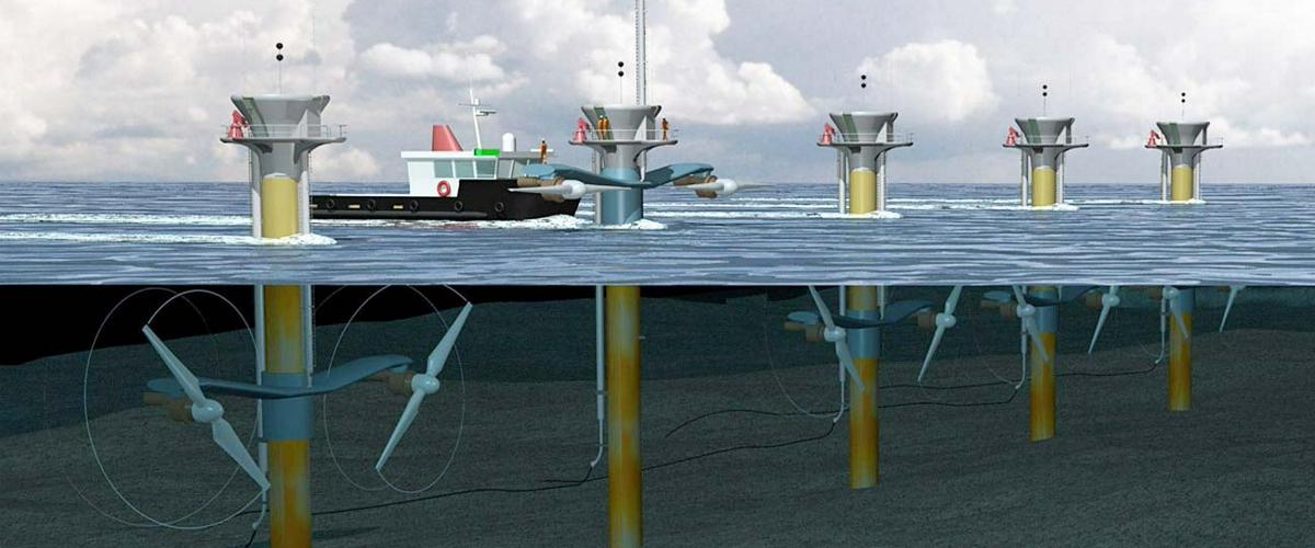 Японская компания решила доказать, что энергия волн намного лучше других ВИЭ