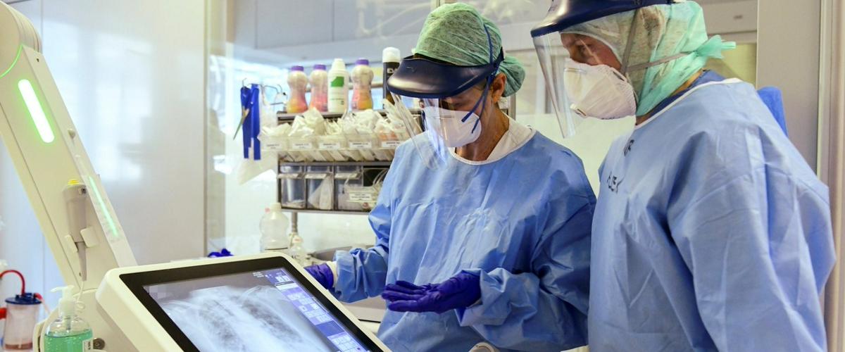 Легкие случаи COVID-19 показали худшие результаты восстановления легких