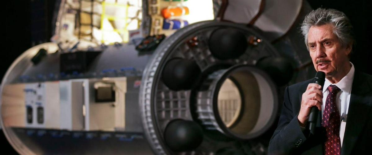 Отпуск в космосе — это реальность ближайшего будущего