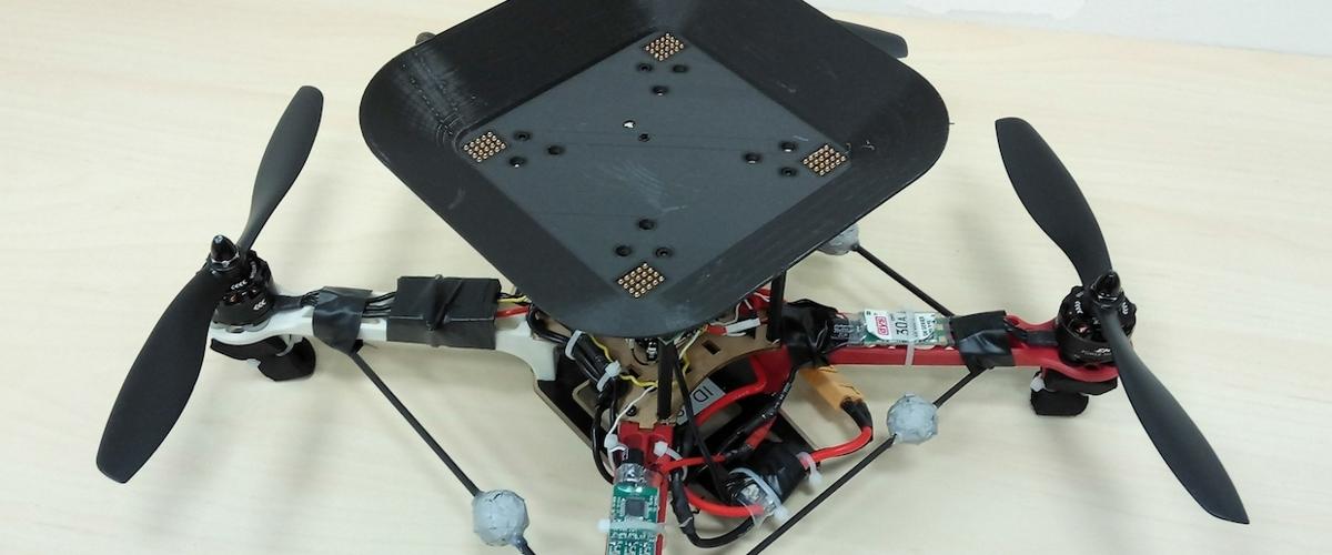 Летающие зарядки могут поддерживать дроны в воздухе почти вечно