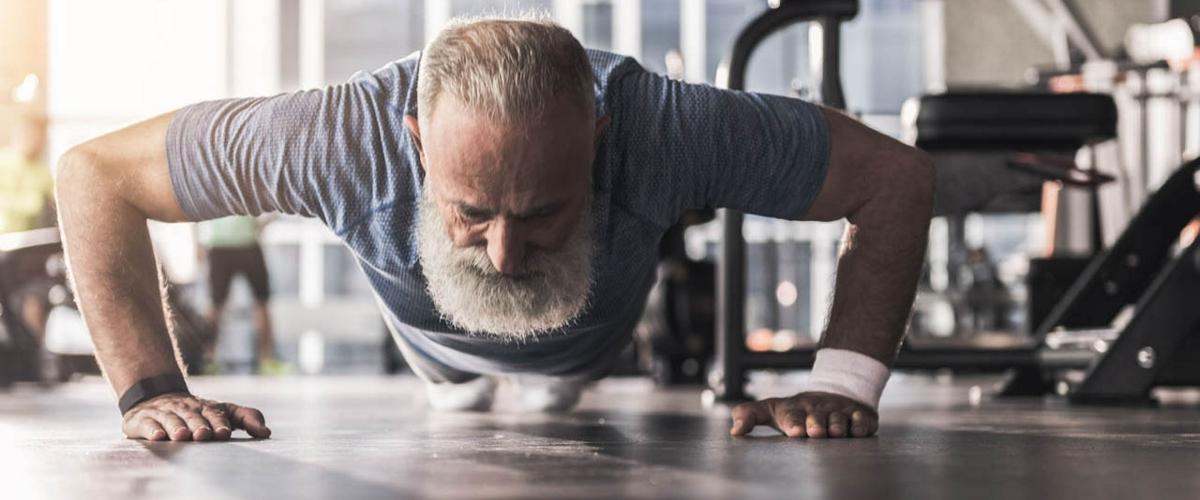 Спорт, а не тестостерон улучшают функцию артерий у мужчин