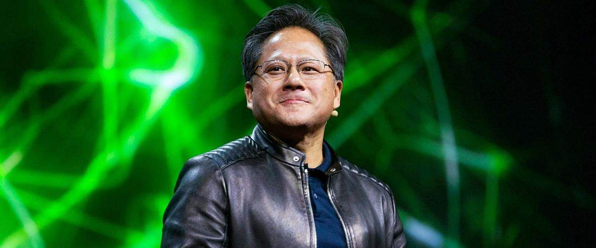 Глава Nvidia: «Мы придем к слиянию виртуального и физического мира»