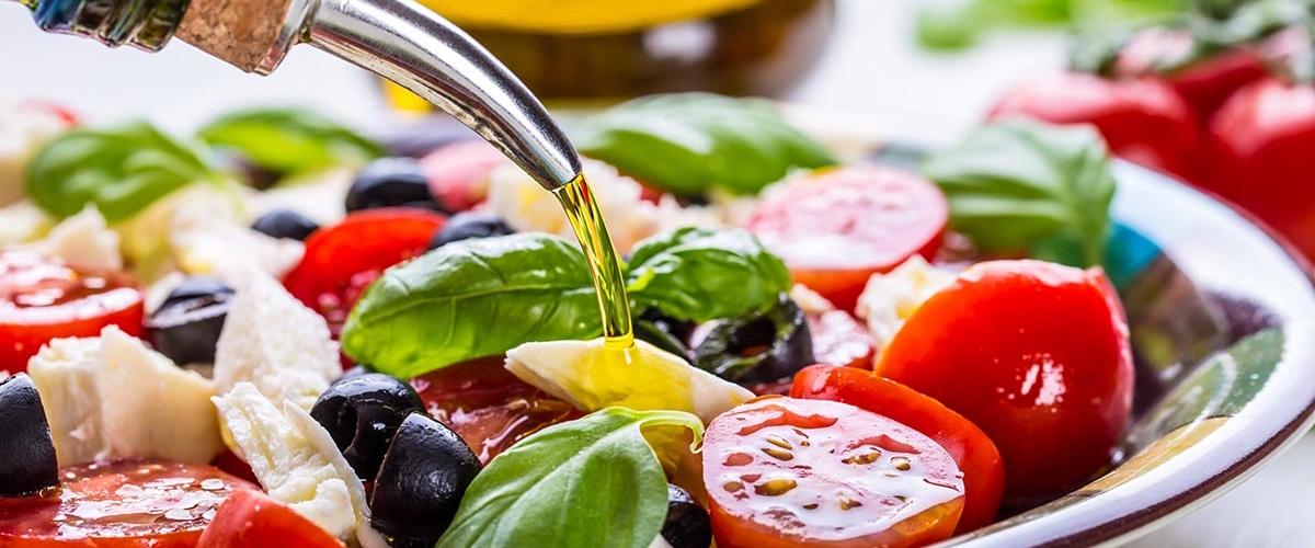 Улучшенная средиземноморская диета в 4 раза эффективнее обычного ЗОЖ