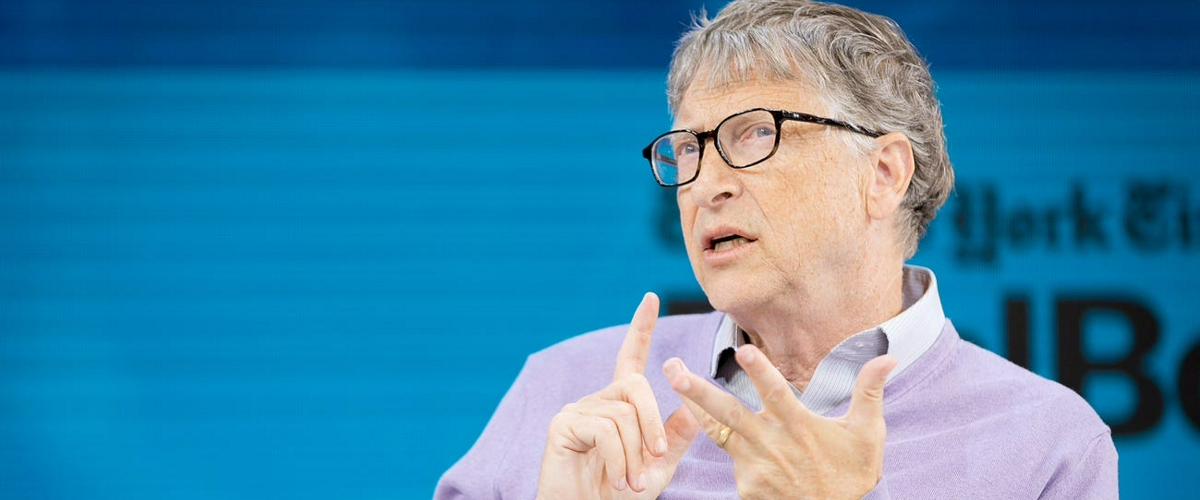 Билл Гейтс не верит в успех электрических самолетов и грузовиков