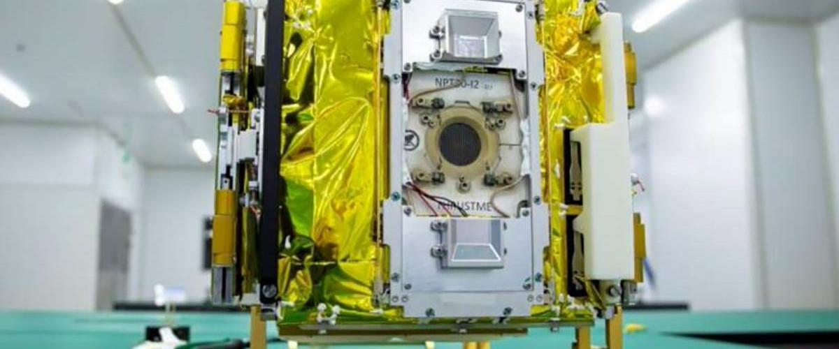 На орбите успешно испытан революционный йодный электродвигатель