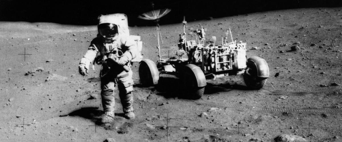 NASA вводит нормы поведения на Луне