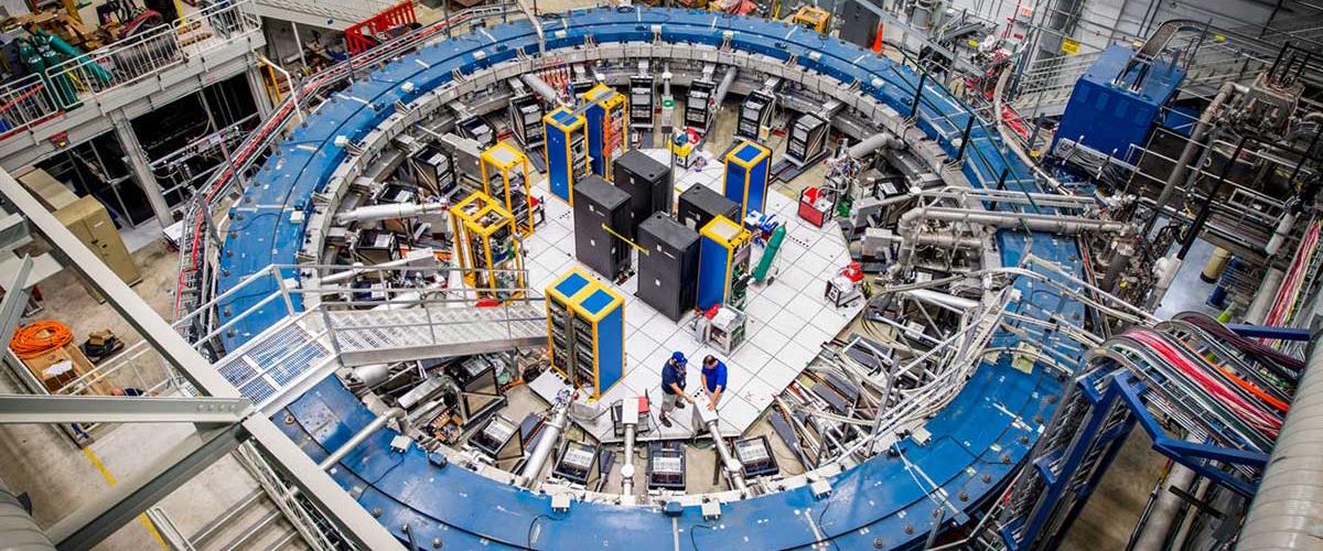 Новые измерения мюона указывают на выход за пределы Стандартной модели