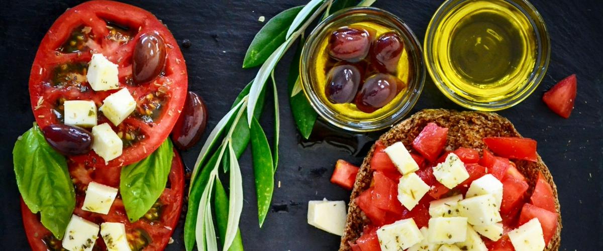 Эксперимент показал: средиземноморская диета замедляет старение