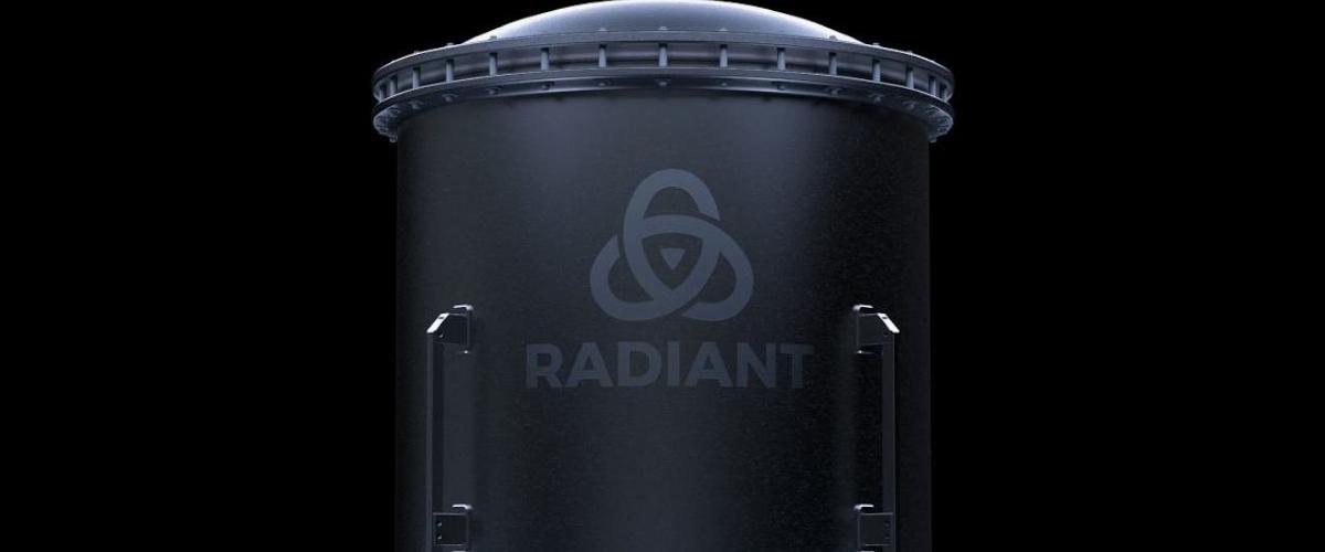 Компания Radiant разработала компактный атомный реактор на 1 МВт