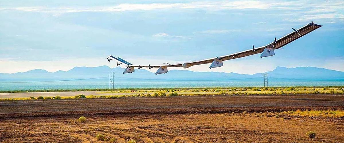 Прошли успешные испытания беспилотного солнечного глайдера