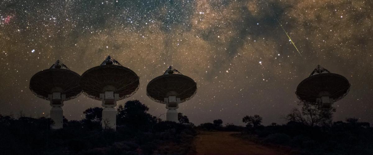 Астрономы нашли отсутствующую материю Вселенной