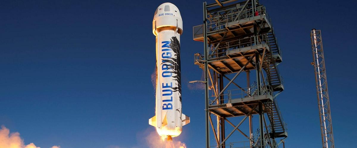 Amazon запатентовала пращу для доставки грузов в космос
