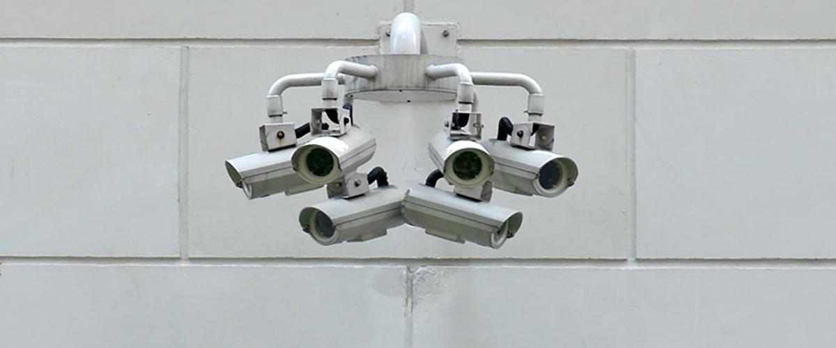 США обошли Китай по плотности камер слежения