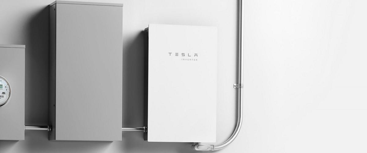 Tesla выпустила собственный солнечный инвертор для домашних батарей