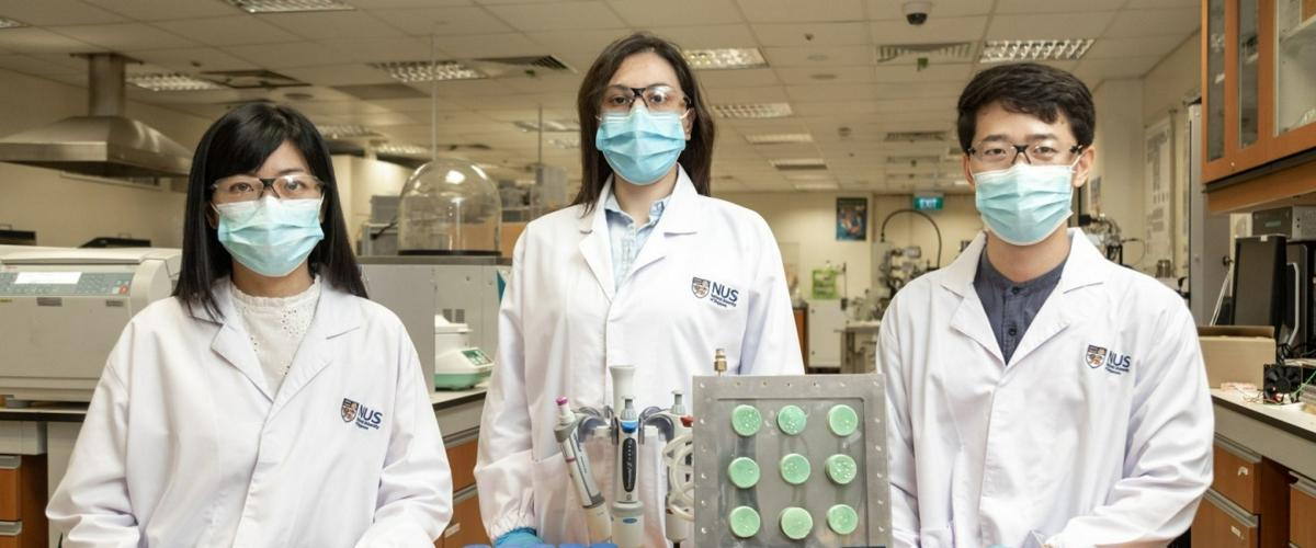 Создан аэрогель, добывающий десятки литров воды из воздуха без затрат энергии