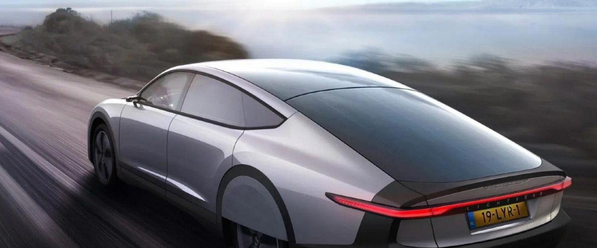 Электромобиль Lightyear One с солнечными панелями поступит в продажу в 2022 году