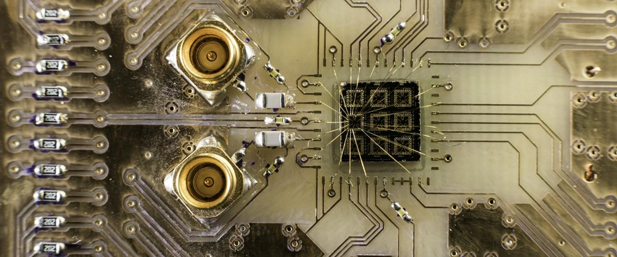 Ученые доказали возможность квантовой телепортации электронов