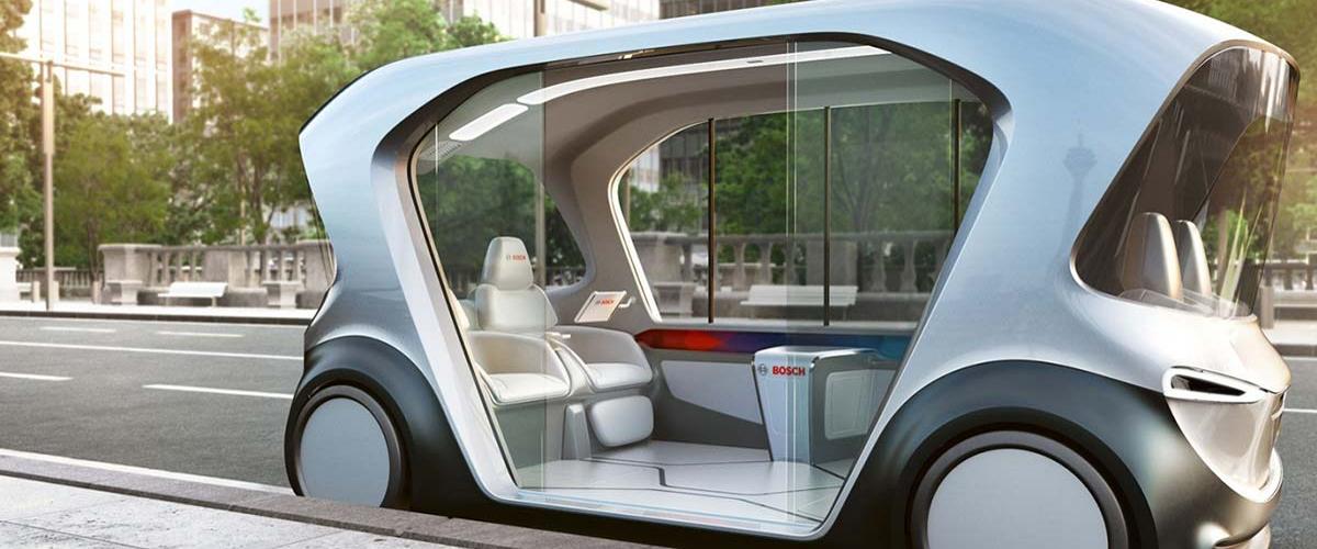 Германия массово выпустит робомобили на дороги общего пользования