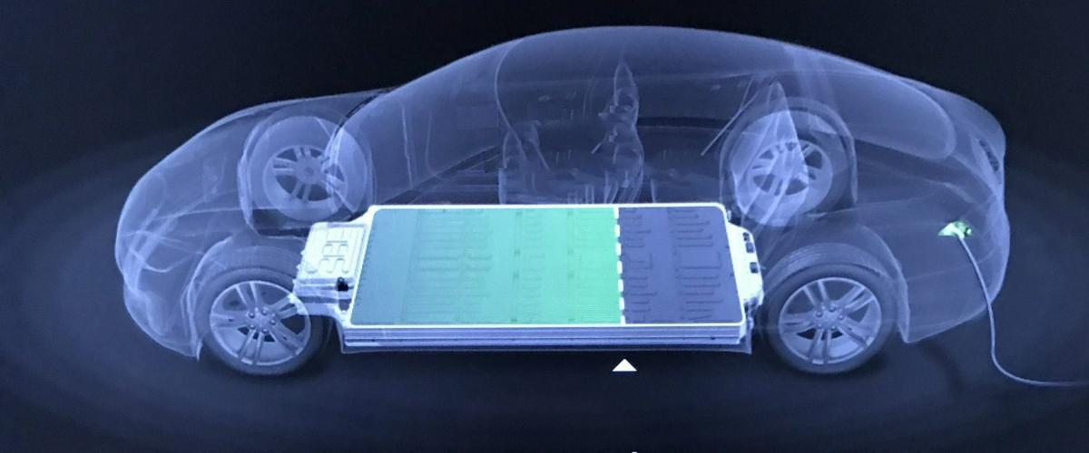 Новая батарея Tesla увеличит дальность пробега до 640 км
