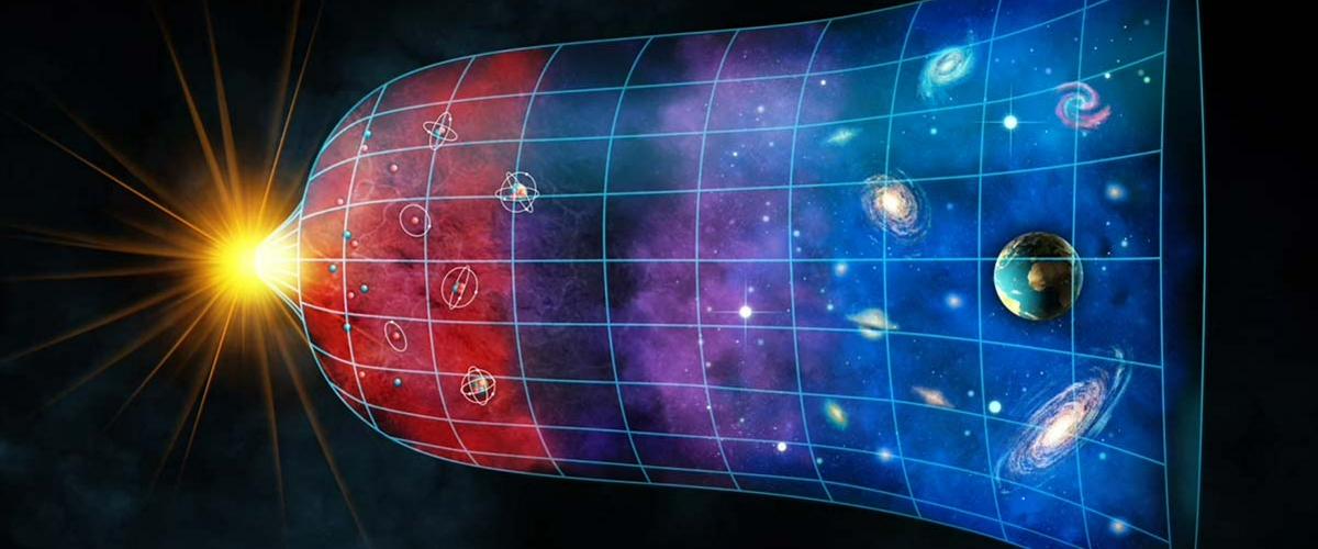Причиной расширения Вселенной может быть магнитная темная материя
