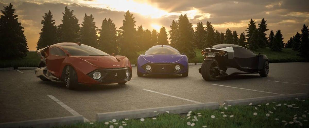 Daymak представила электромобиль за $20 тысяч и запасом хода почти 300 км