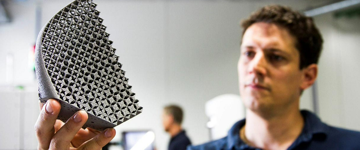 Стартап Mantle показал технологию чистовой металлической 3D-печати