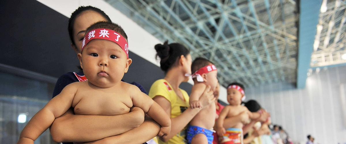 Демографический кризис в Китае обрушит экономику