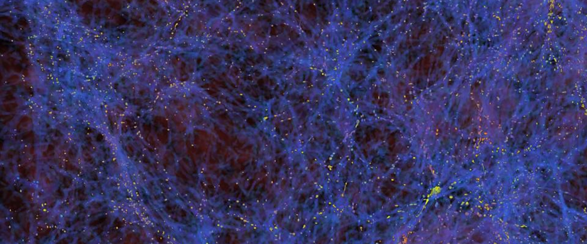 Физики измерили температуру темной материи