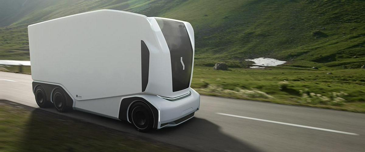 На дорогах Европы и США появится больше грузовиков без кабины T-Pod