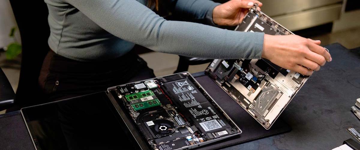 Модульный ноутбук Framework поддерживает замену любых компонентов