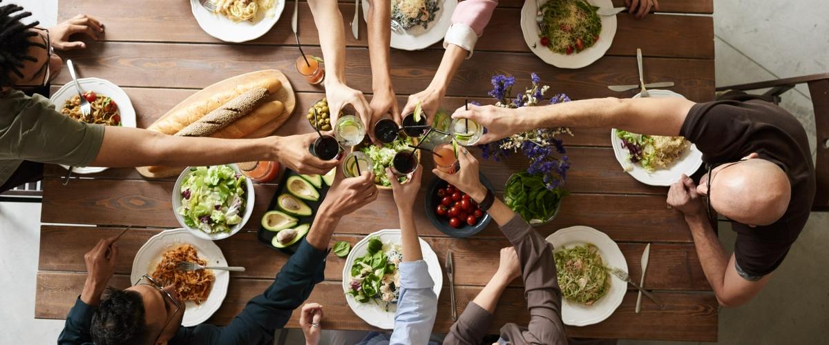 Время приема пищи влияет на скорость сжигания калорий