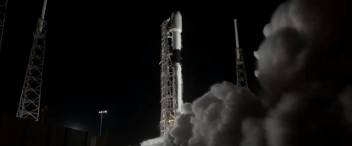 Новый рекорд SpaceX: одна и та же первая ступень Falcon 9 запущена в 10-й раз