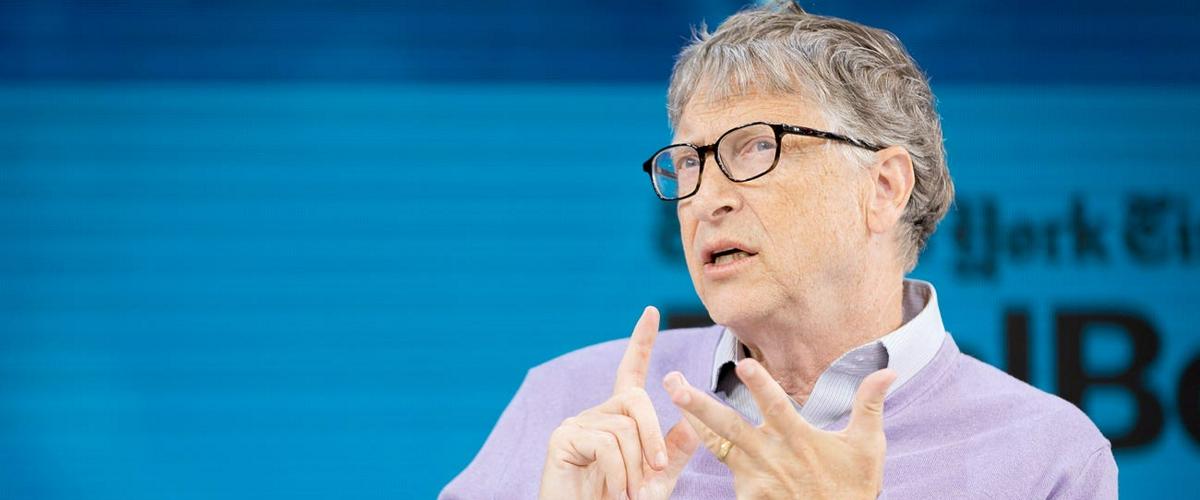 Гейтс: «Все богатые страны должны полностью перейти на искусственную говядину»