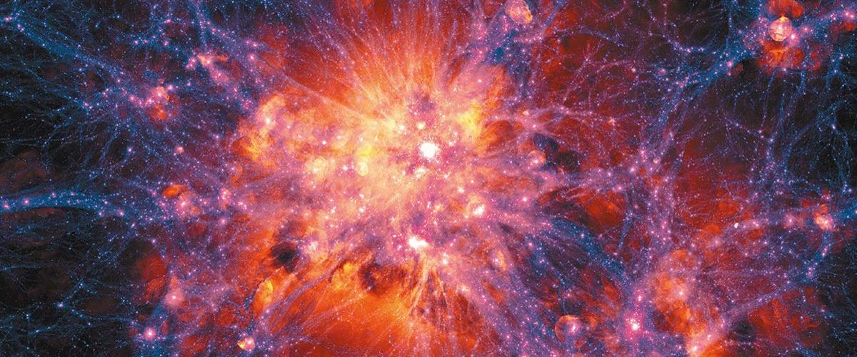 Ученые обнаружили поразительное сходство между мозгом человека и Вселенной