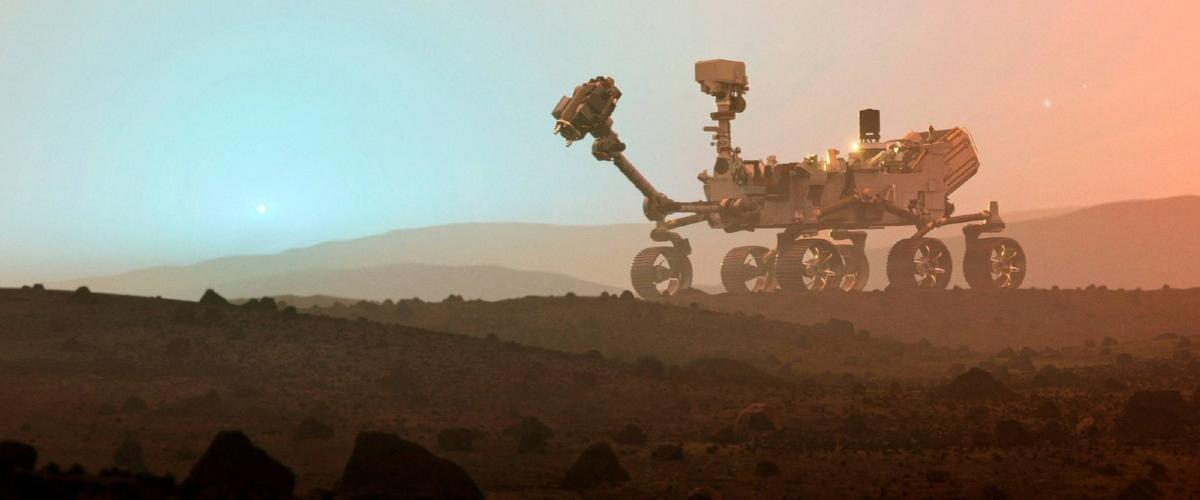 Внутренняя структура Марса оказалась совсем не похожа на земную